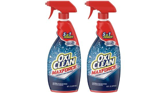 Spray Quitamanchas para Ropa OxiClean Max Force
