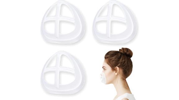 Marco de soporte interno de la mascarilla facial Anesidora, paquete de 3