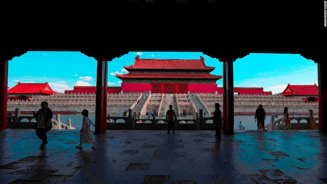 Against all the odds, the Forbidden City still stands six centuries later