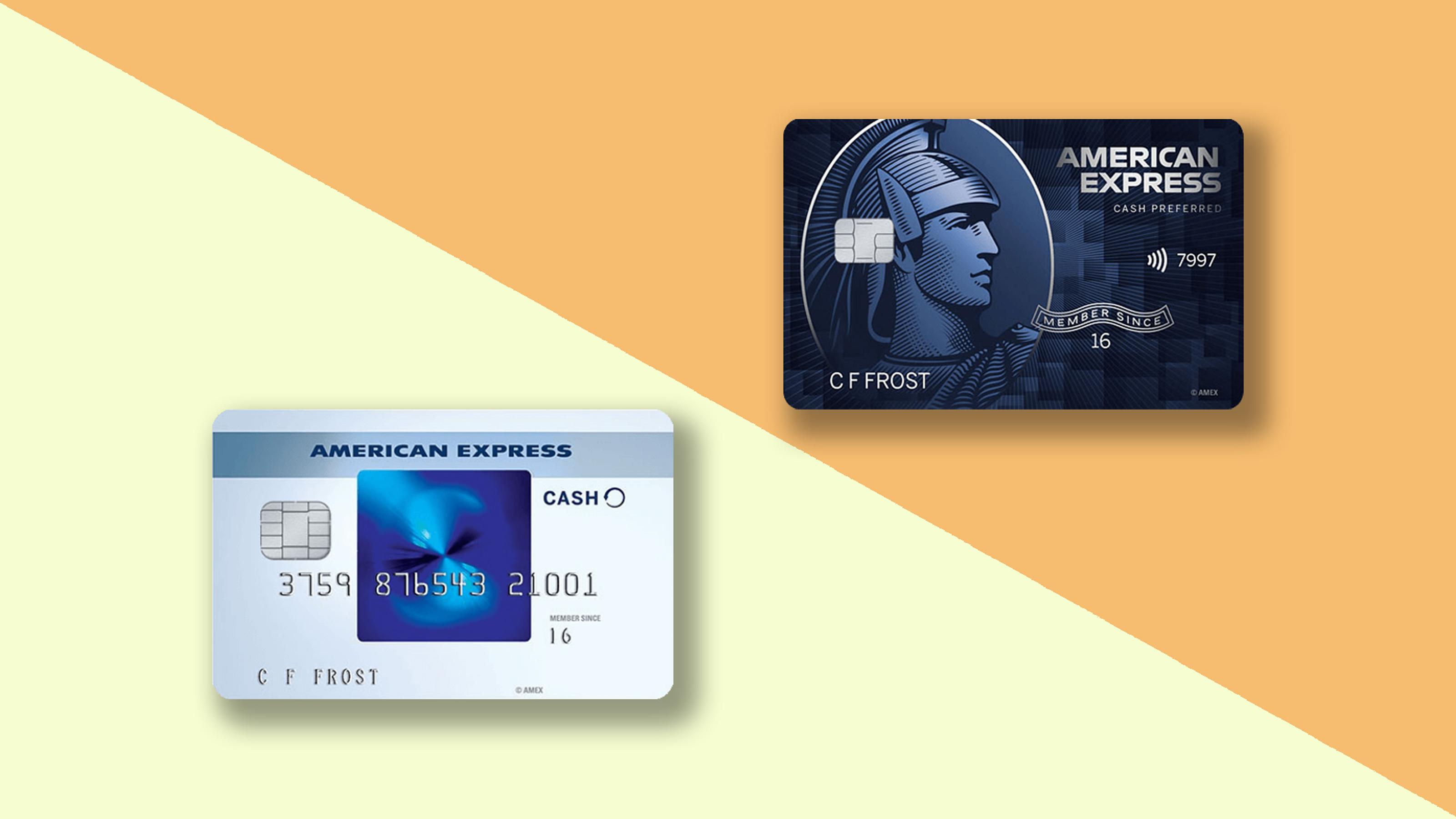 Amex Blue Cash Preferred vs. Blue Cash Everyday CNN Underscored