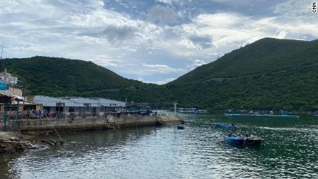 Po Toi O, where the ships of Hong Kong exiles left for Taiwan.