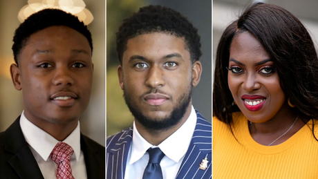 Timothy Webb and Rashae Bey came up with the plan while still in college and worked with real estate agent Kayla Rogers to carry it out.
