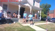 Ohio college students were cited after throwing a house party despite testing positive for Covid-19