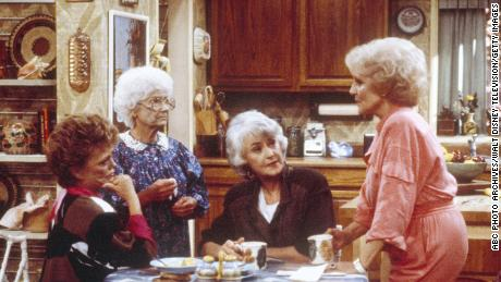 How 'The Golden Girls' would handle Donald Trump
