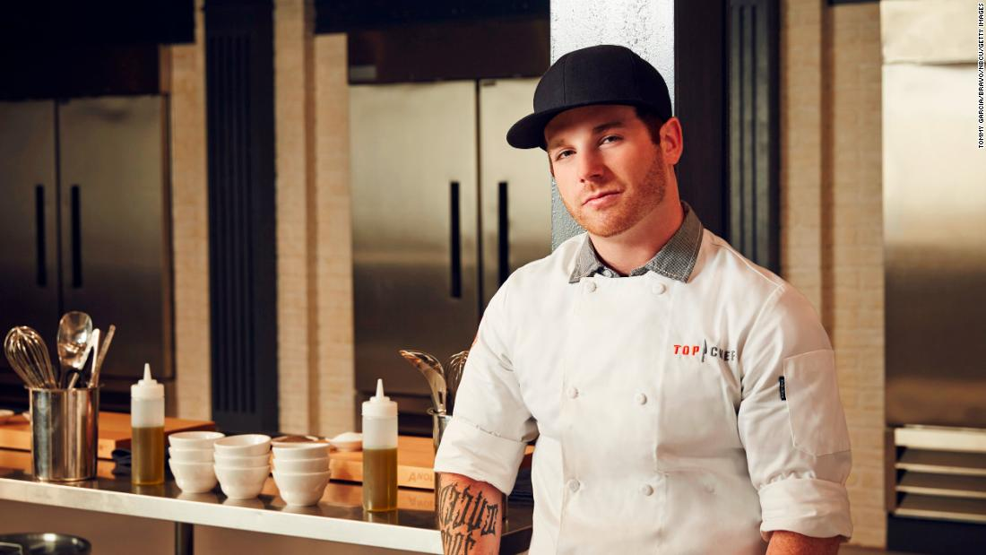 Former 'Top Chef' contestant Aaron Grissom dies at 34