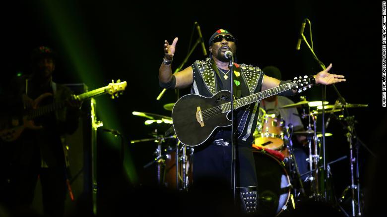 'Toots' Hibbert, Jamaican reggae legend, dies aged 77