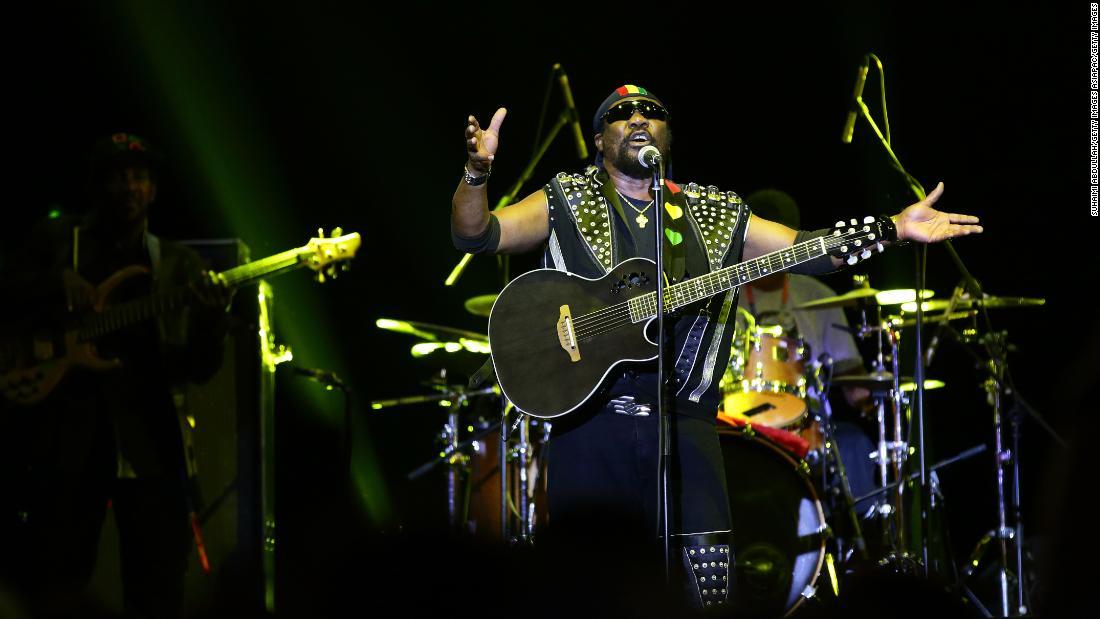 'Toots' Hibbert Jamaican reggae legend dies aged 77 – CNN