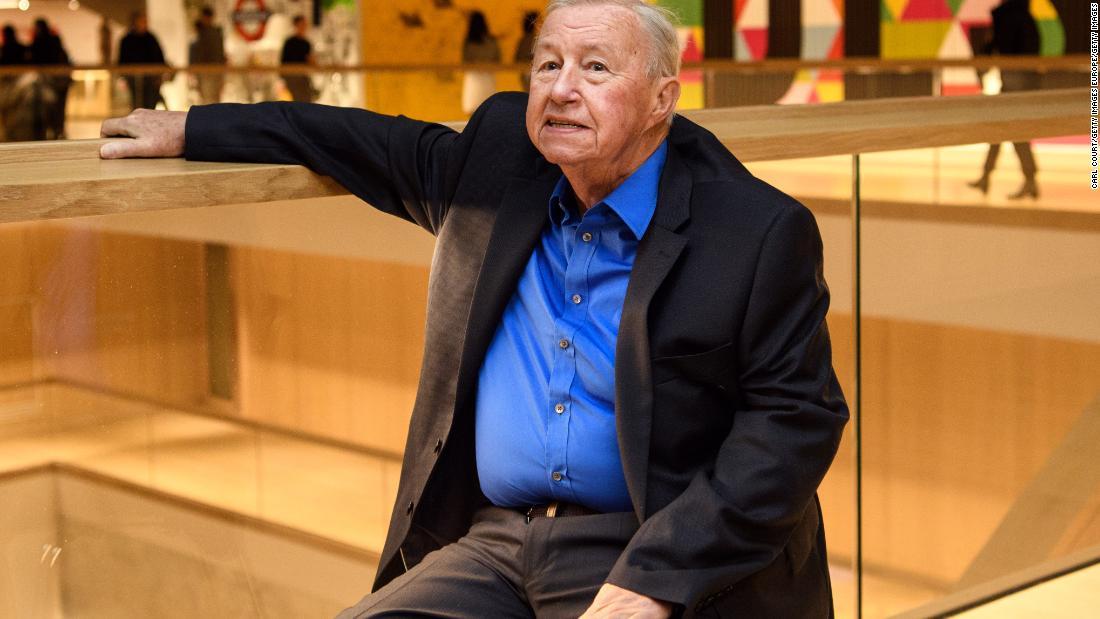 Terence Conran, British designer and businessman, dies at 88