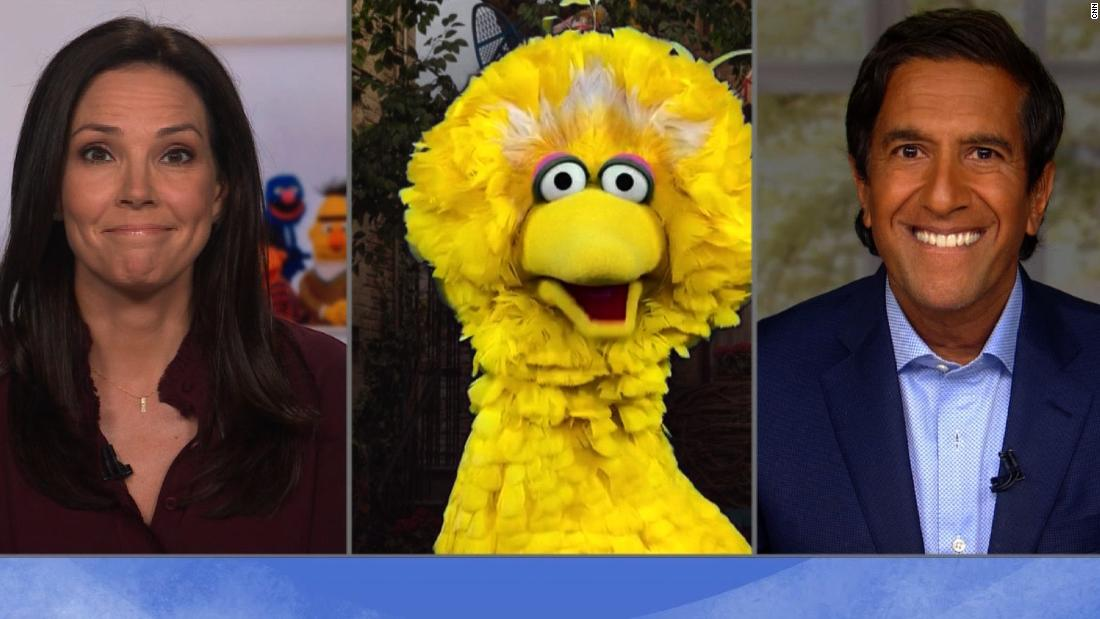 Watch the entire CNN/'Sesame Street' 'ABCs of Back to School' town hall