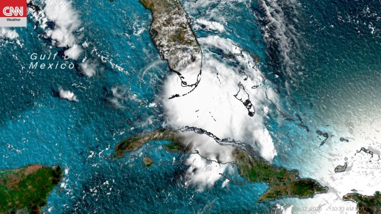 Tropical Storm Sally could form in the Gulf of Mexico today