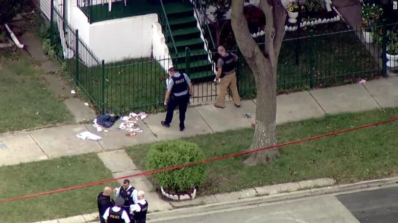 $50,000 reward offered after USPS employee is critically injured in shooting
