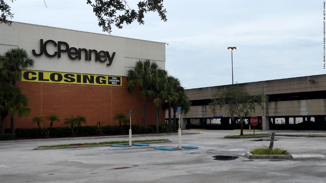 JCPenney could be doomed, even as malls race to save it