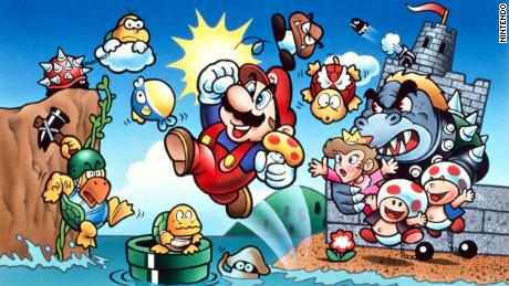The surprising reason why Nintendo made Super Mario a plumber 35 years ago