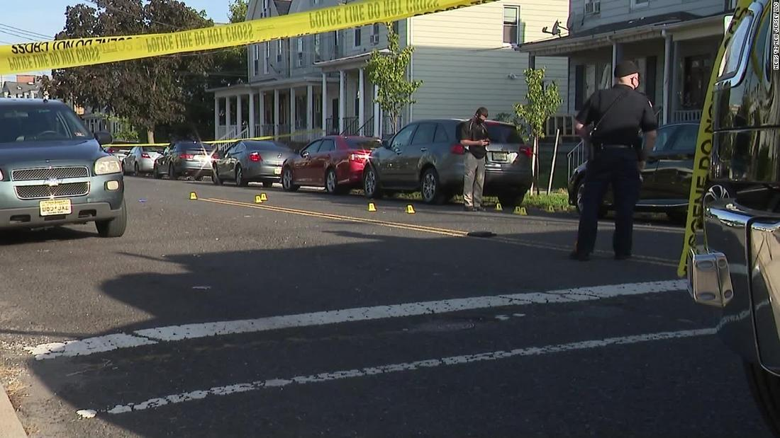 Shooting near Rutgers University leaves 2 dead and 6 injured