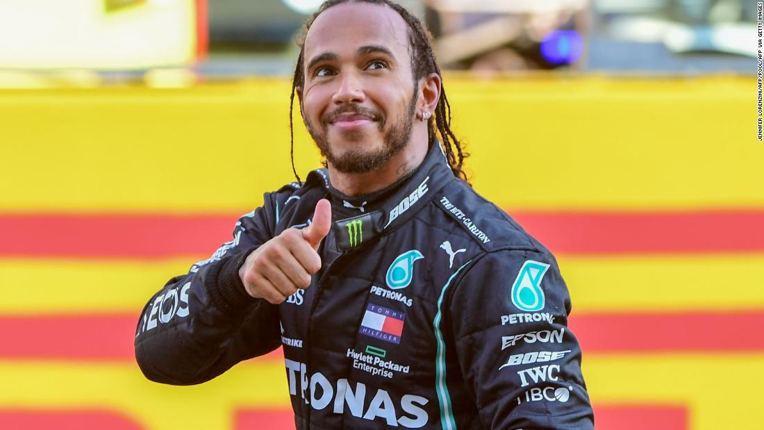 Lewis Hamilton wins crash-hit Tuscan Grand Prix to extend world title lead