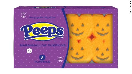 Peeps Pumpkin will not be available this Halloween.