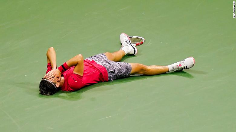 Novak Djokovic Doesn T Think He Ll Ever Forget Disqualification From Us Open Cnn
