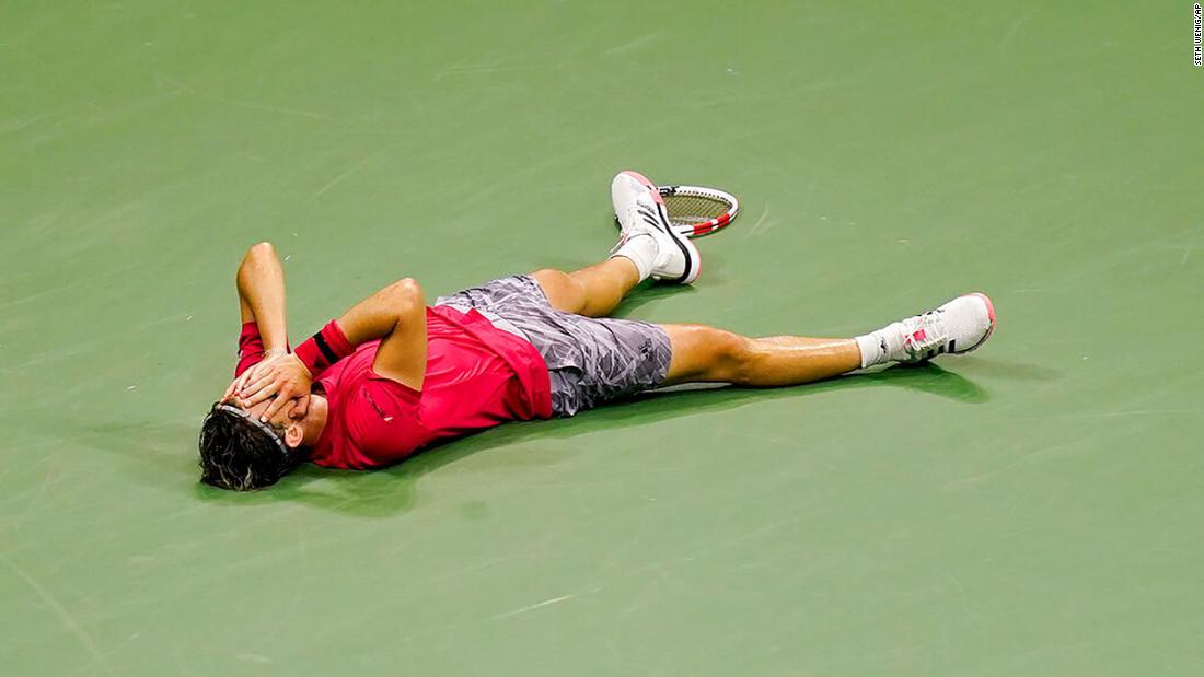 Novak Djokovic Defeats Diego Schwartzman To Win Fifth Italian Open Title And Set Masters Record Cnn