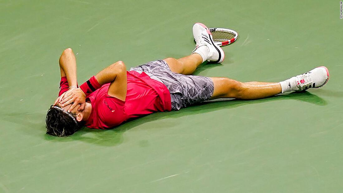 US Open champion Dominic Thiem on his epic comeback