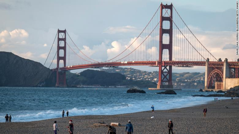 7 people hospitalized after car crash on Golden Gate Bridge possibly exposes them to fentanyl