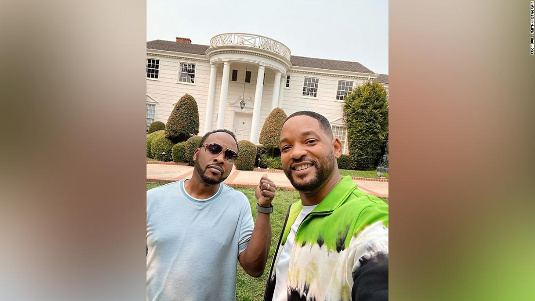 The 'Fresh Prince of Bel-Air' mansion is on Airbnb -- for five nights only