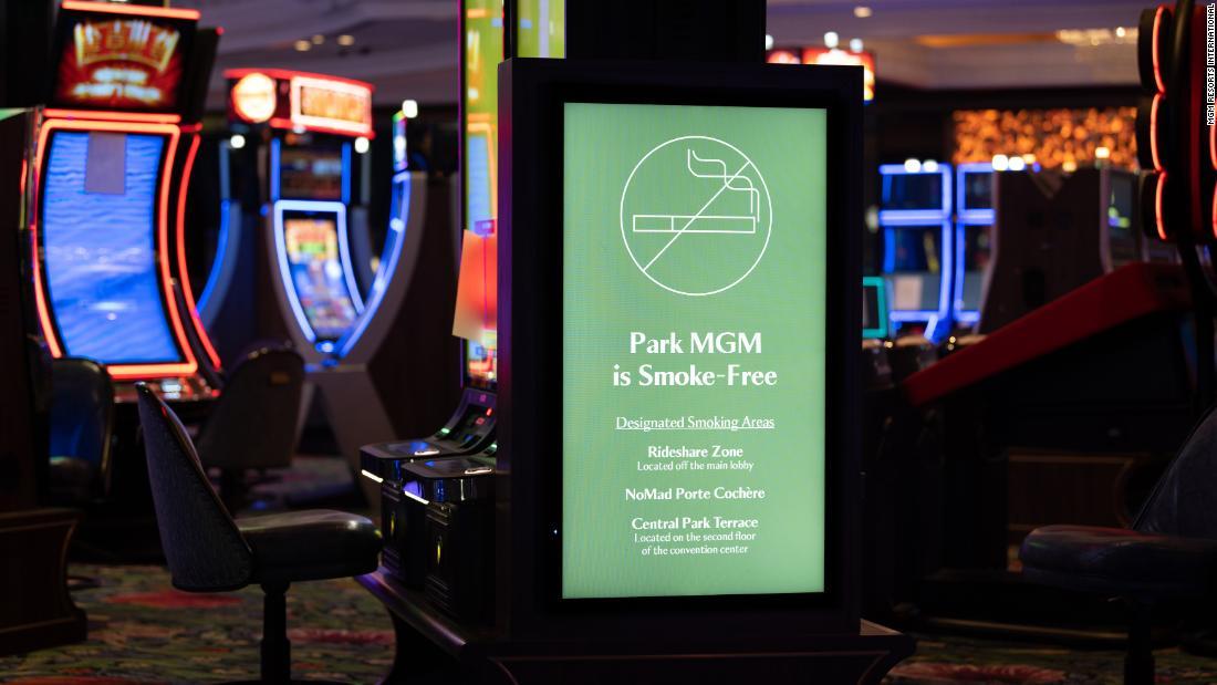Smoke Free Vegas Casino