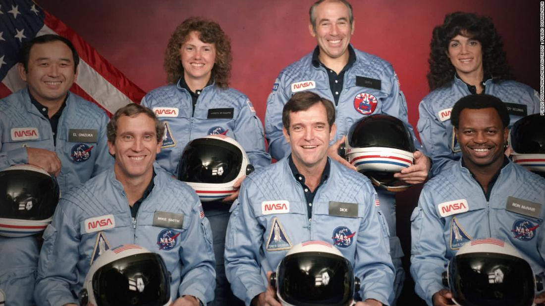 'Challenger' celebrates the crew while charting what went wrong with the doomed flight