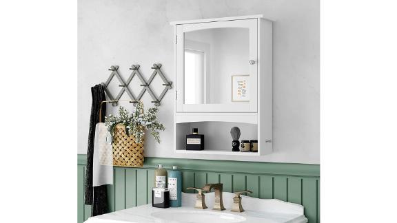 Vasagle Mirror Cabinet
