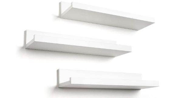 Americanflat 14-Inch Floating Wall Shelves