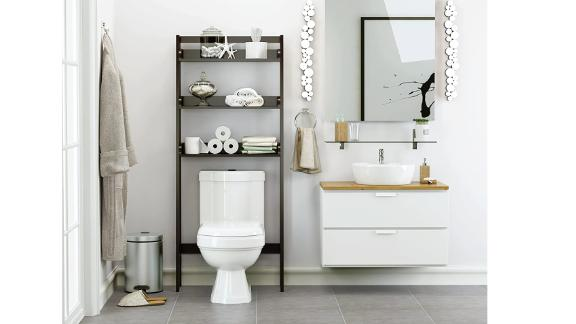 Utex 3-Shelf Over-the-Toilet Bathroom Organizer
