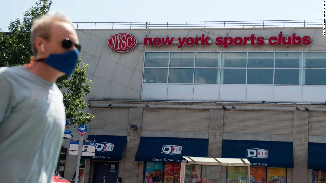 New York Sports Club owner files for bankruptcy  image