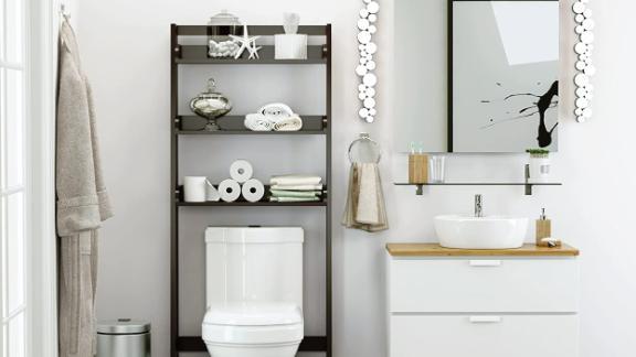 Small Bathroom Storage Ideas Cnn Underscored