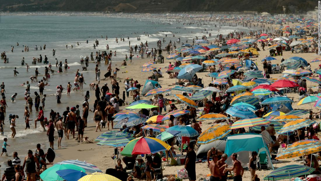 Northern Hemisphere endures its hottest summer on record