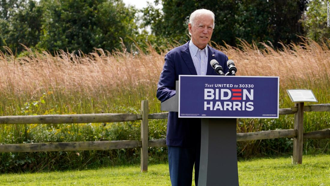 Biden says US facing 'one of the most difficult moments in our history'