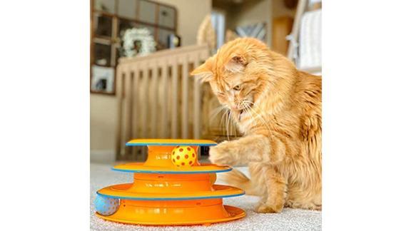 Petstages Cat Tracks Juguete para gatos