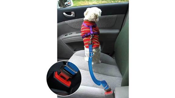 Cinturones de seguridad ajustables para mascotas Vastar