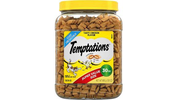 Tentaciones Classic Crunchy and Soft Cat Treats