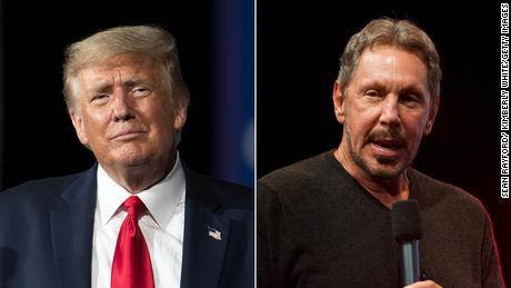 Trump's TikTok showdown is poised to reward his Silicon Valley political allies