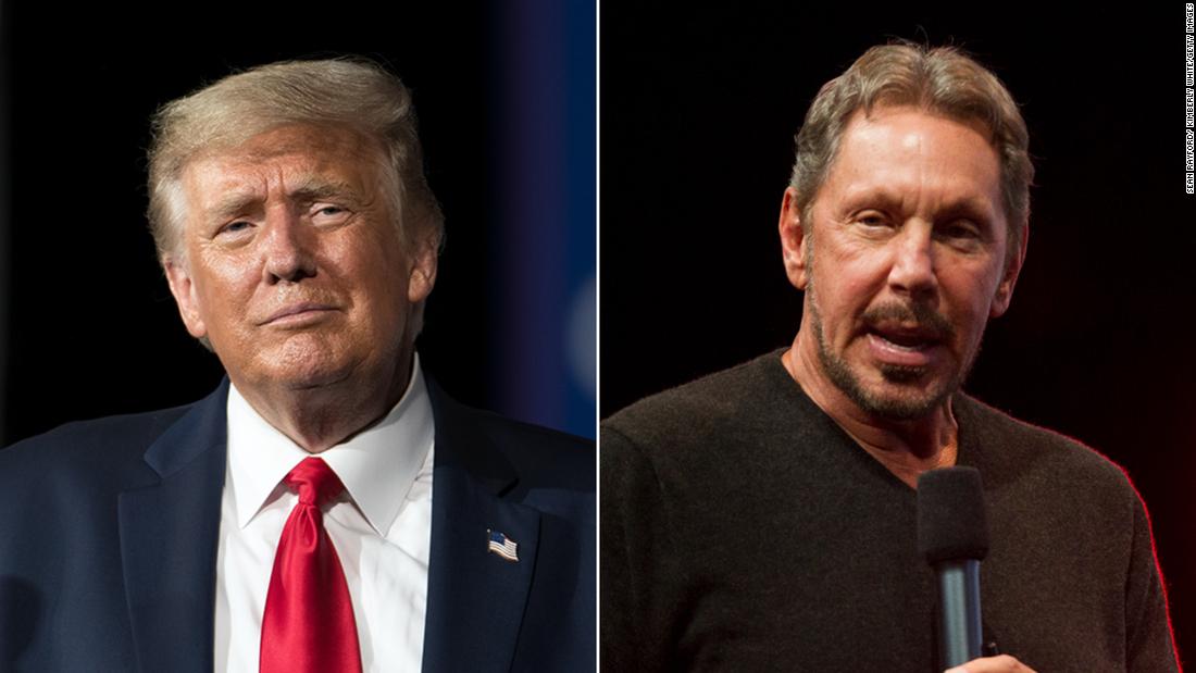 Trump's TikTok showdown is poised to reward his Silicon Valley political allies thumbnail