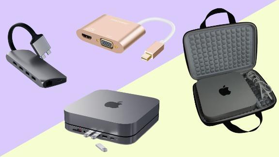 Los mejores accesorios para Mac Mini