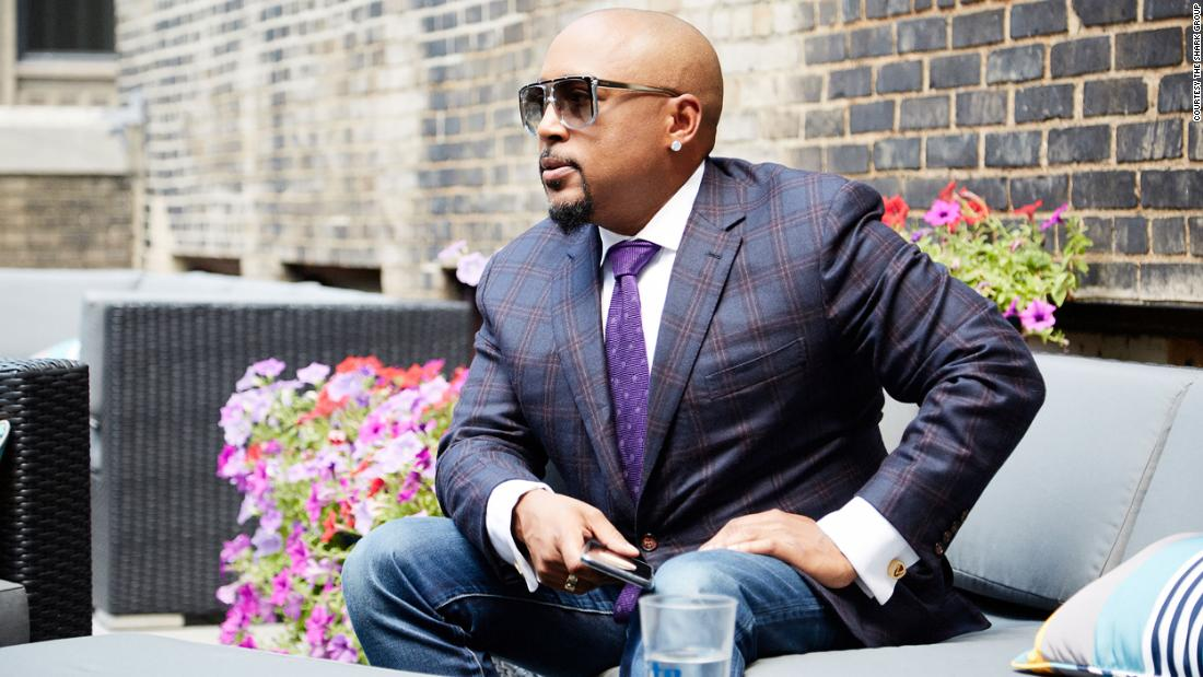 This Shark Tank star is partnering with Lowe's to help minority-owned businesses