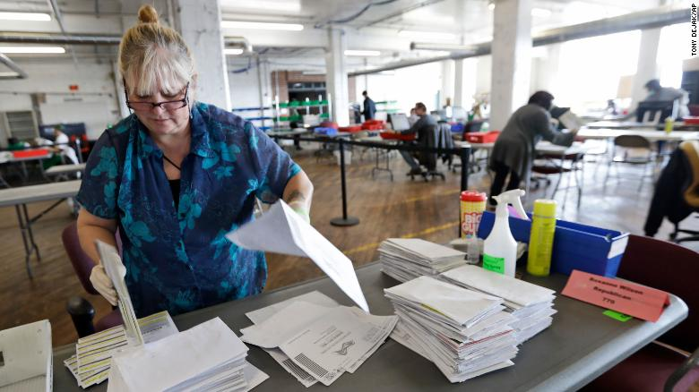 Ohio board rejects plan to pre-pay postage for mail ballots
