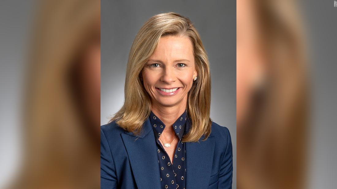 Kathryn Farmer becomes the first woman CEO of an American railroad  image