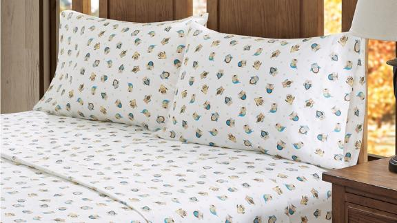 We found the coolest, cutest and coziest kids' sheets