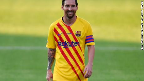 Lionel Messi tops Forbes' 2020 football rich list ahead of Cristiano Ronaldo