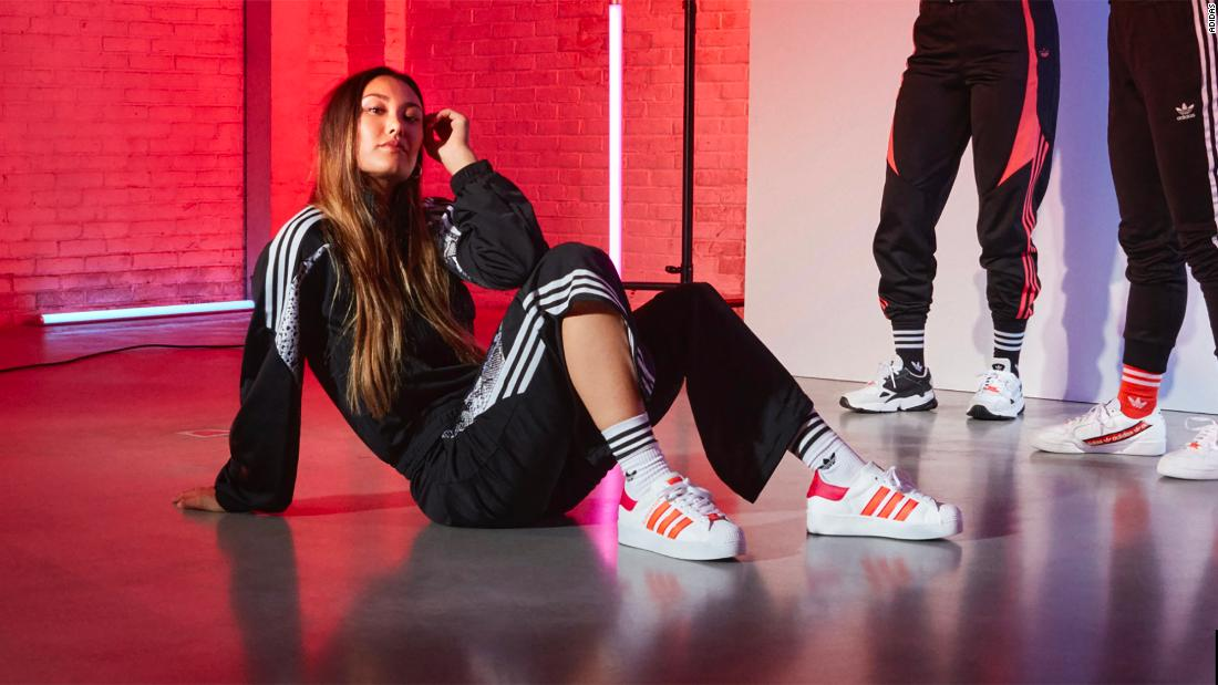 Warm up with Adidas' sale on sweats, tracksuits and hoodies