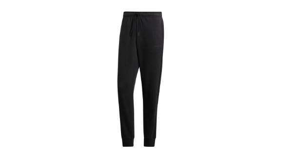 Essentials 3-Stripes Tapered Cuffed Pants