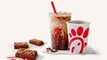 Chick-fil-A added three new menu items, including a brownie.