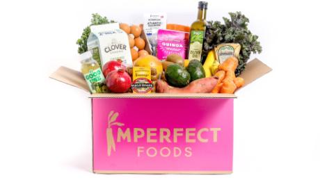 Imperfect Foods' business is booming during the pandemic