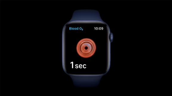 The Apple Watch Series 6 can measure your blood oxygen levels